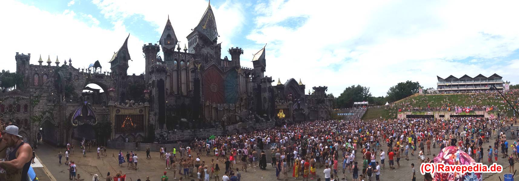 Tomorrowland-Tickets
