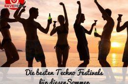 Techno-Festivals