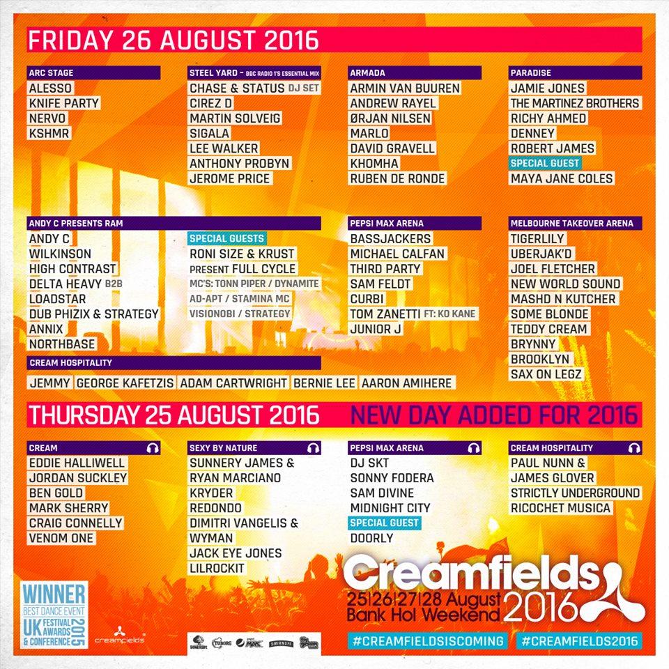 Creamfields2016