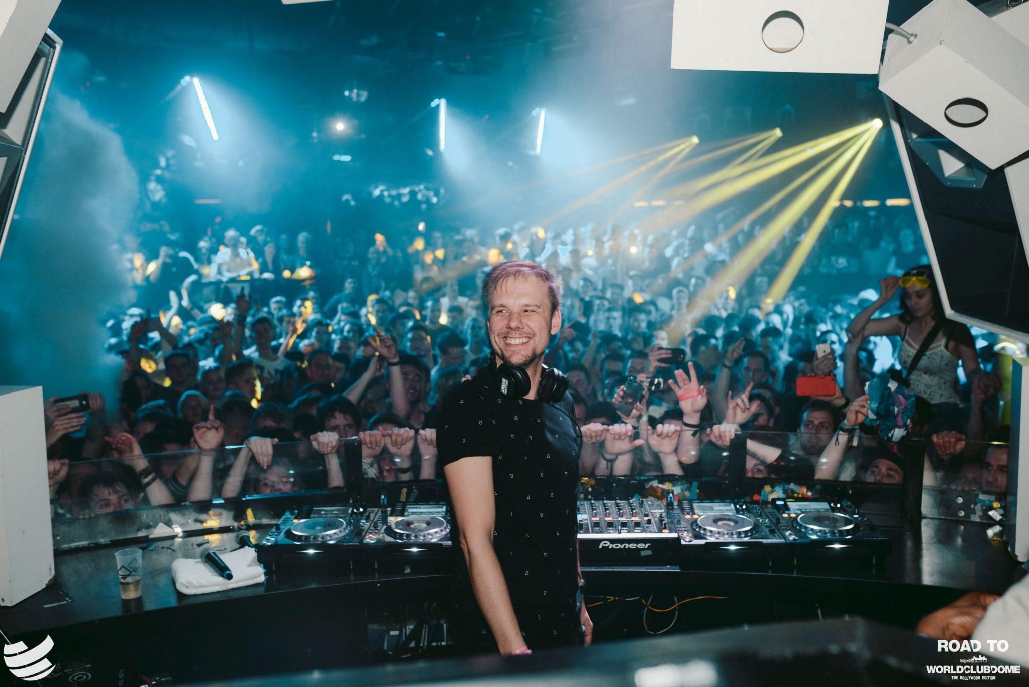 Armin Van Buuren Bootshaus