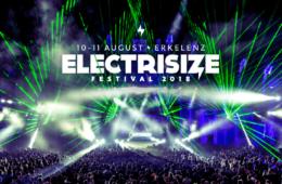 Electrisize Festival, Electrisize, Electrisize 2018 , EDM Festival, Fest
